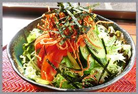 大鉢サラダ